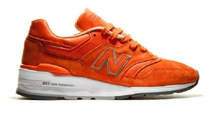 Concepts x New Balance 997 'Luxury Goods' - Stone Forest