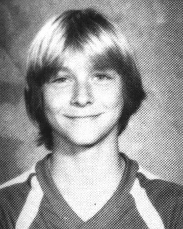 Курт Кобейн в 8-ом классе - Каменный Лес Stone Forest