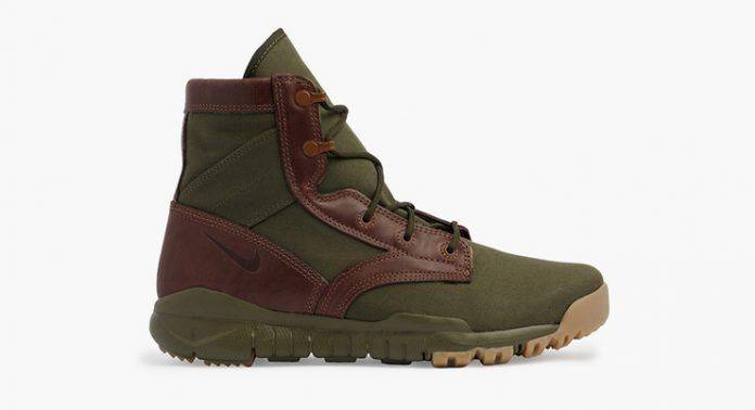 Nike SFB 6 SP Boot - Stone Forest