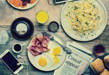 Завтрак для чемпиона - Каменный лес Stone Forest