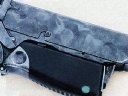 Штурмовой пистолет Гном - Stone Forest