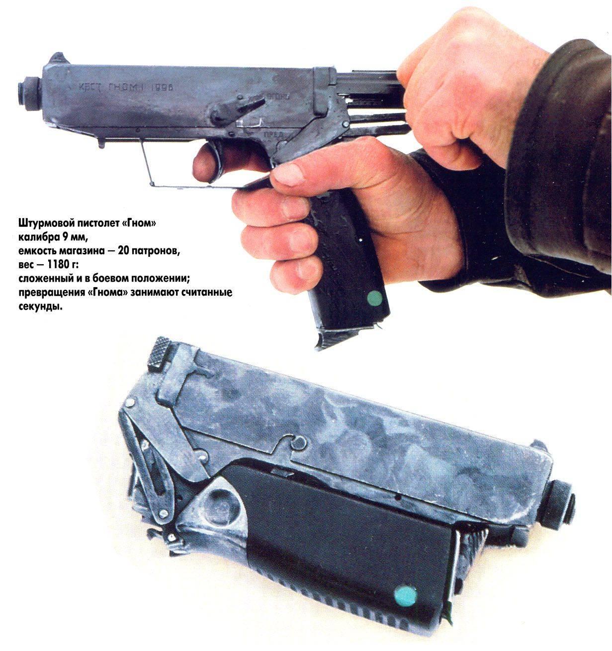 Штурмовой-пистолет-Гном-2