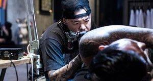 Интервью с мастером татуировки доктором Ву