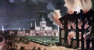 Как справлялись с огнем 100 лет назад