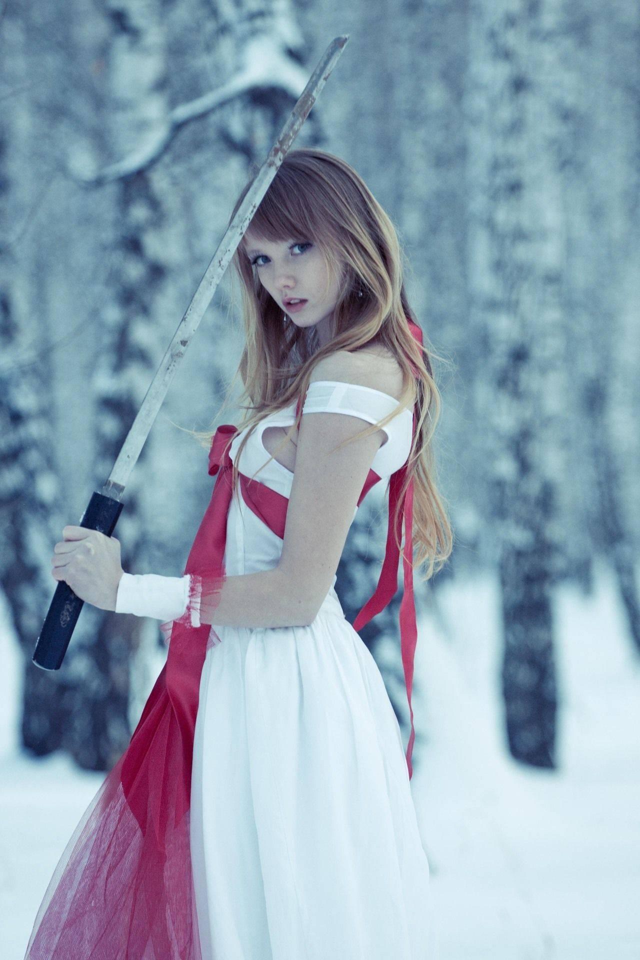 Девушки-и-снег-2