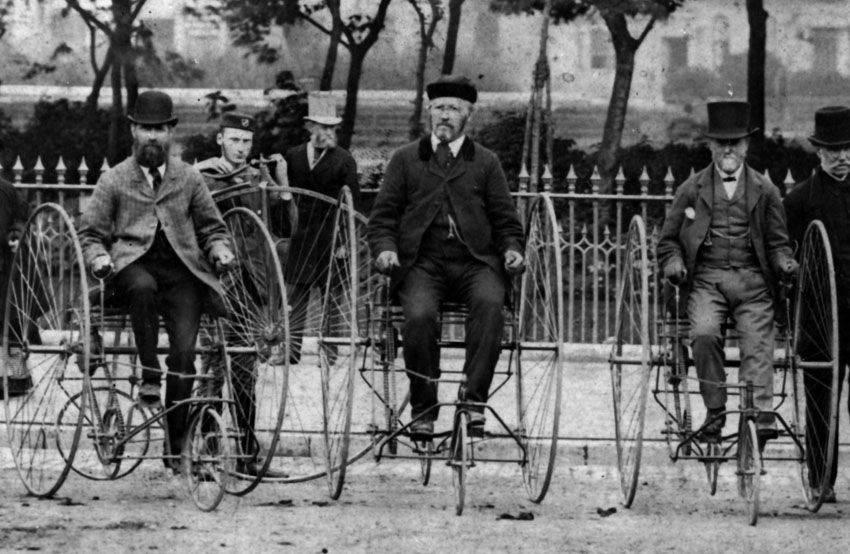 Джеймс-Старли-основатель-велосипедной-индустрии-2