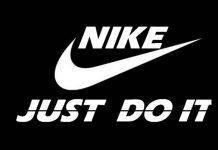 Рекламный слоган Nike Just do it - Stone Forest