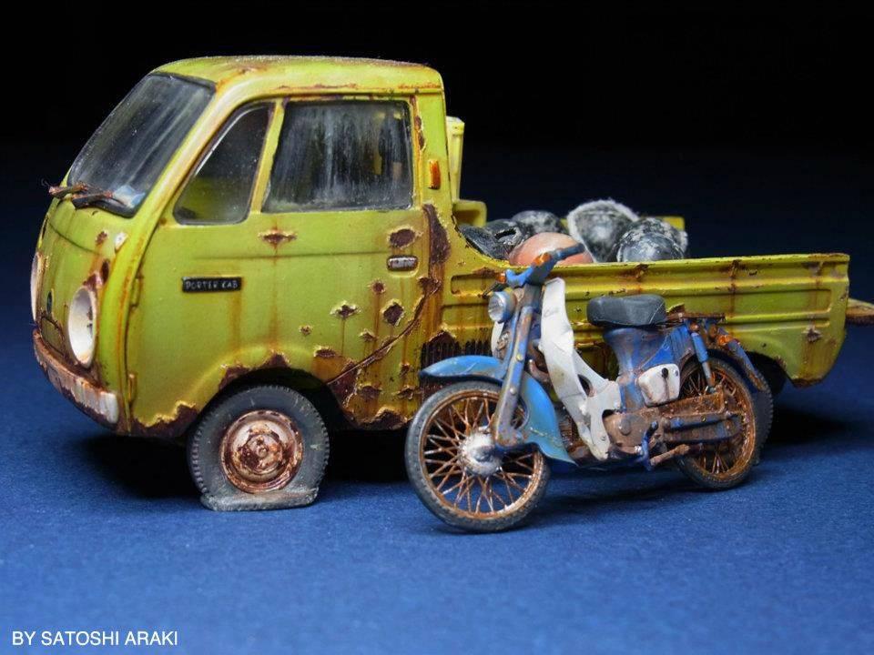 Удивительный-мир-миниатюр-Сатоши-Араки-2