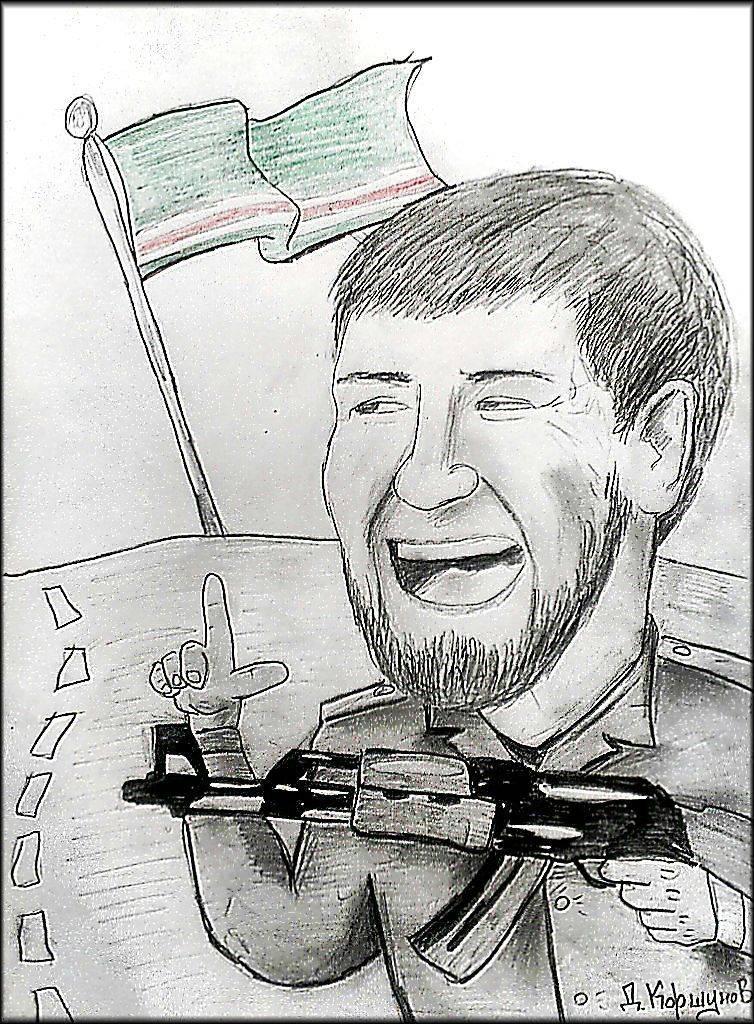 Рамзан-Кадыров-на-страже-Чечни