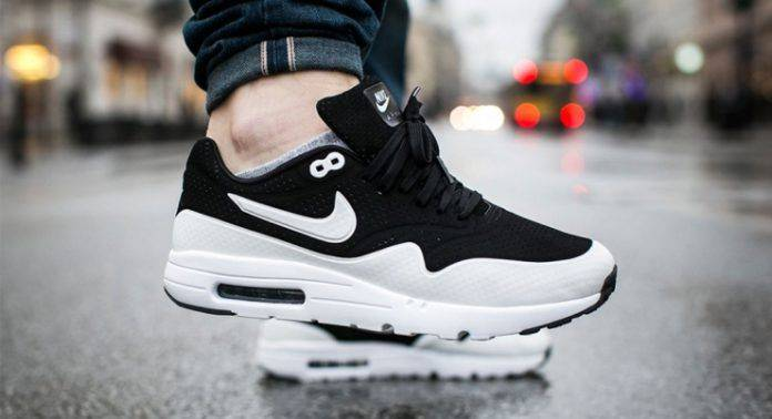 Nike Air Max 1 Ultra Moire - Stone Forest