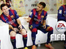 Барселона FIFA 15 - Stone Forest