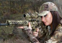 Девушки и оружие - Stone Forest