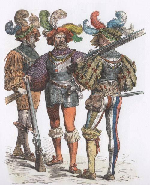 Ландскнехты-рыцари-из-бедноты-1