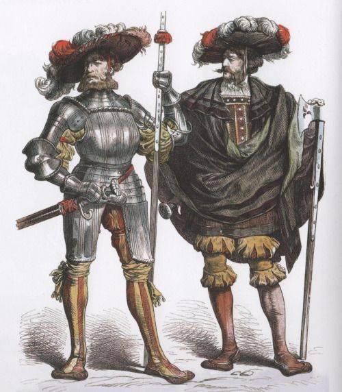 Ландскнехты-рыцари-из-бедноты-2