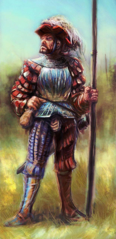 Ландскнехты-рыцари-из-бедноты-5