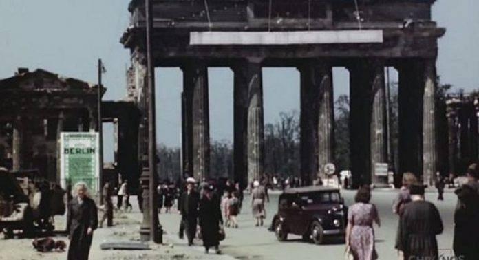 Разрущенный Берлин в 1945 году - Stone Forest