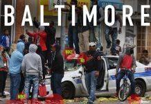 Беспорядки в Балтиморе - Stone Forest