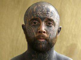 Фестиваль The Great British Tattoo Show 2015 - Stone Forest