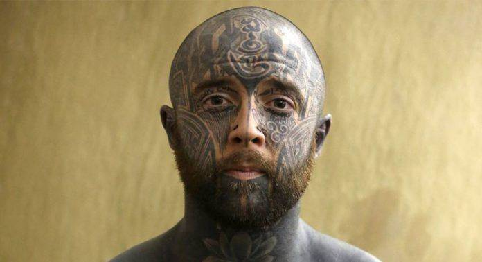 Фестиваль The Great British Tattoo Show 2015 - Stone Forest