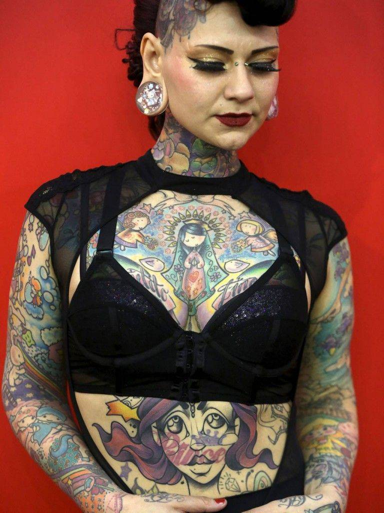 Фестиваль-The-Great-British-Tattoo-Show-2015-7