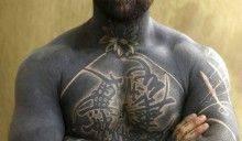 Фестиваль The Great British Tattoo Show 2015