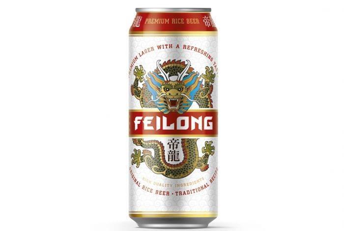 Пиво Feilong - Каменный лес Stone Forest
