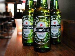 Пиво Heineken - Каменный лес Stone Forest
