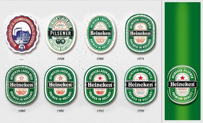 Логотип Heineken - Каменный лес Stone Forest