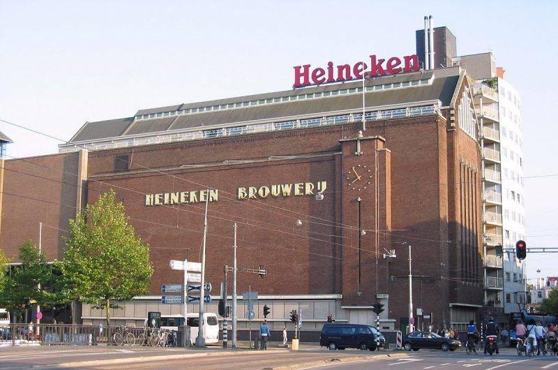 Завод Heineken - Каменный лес Stone Forest