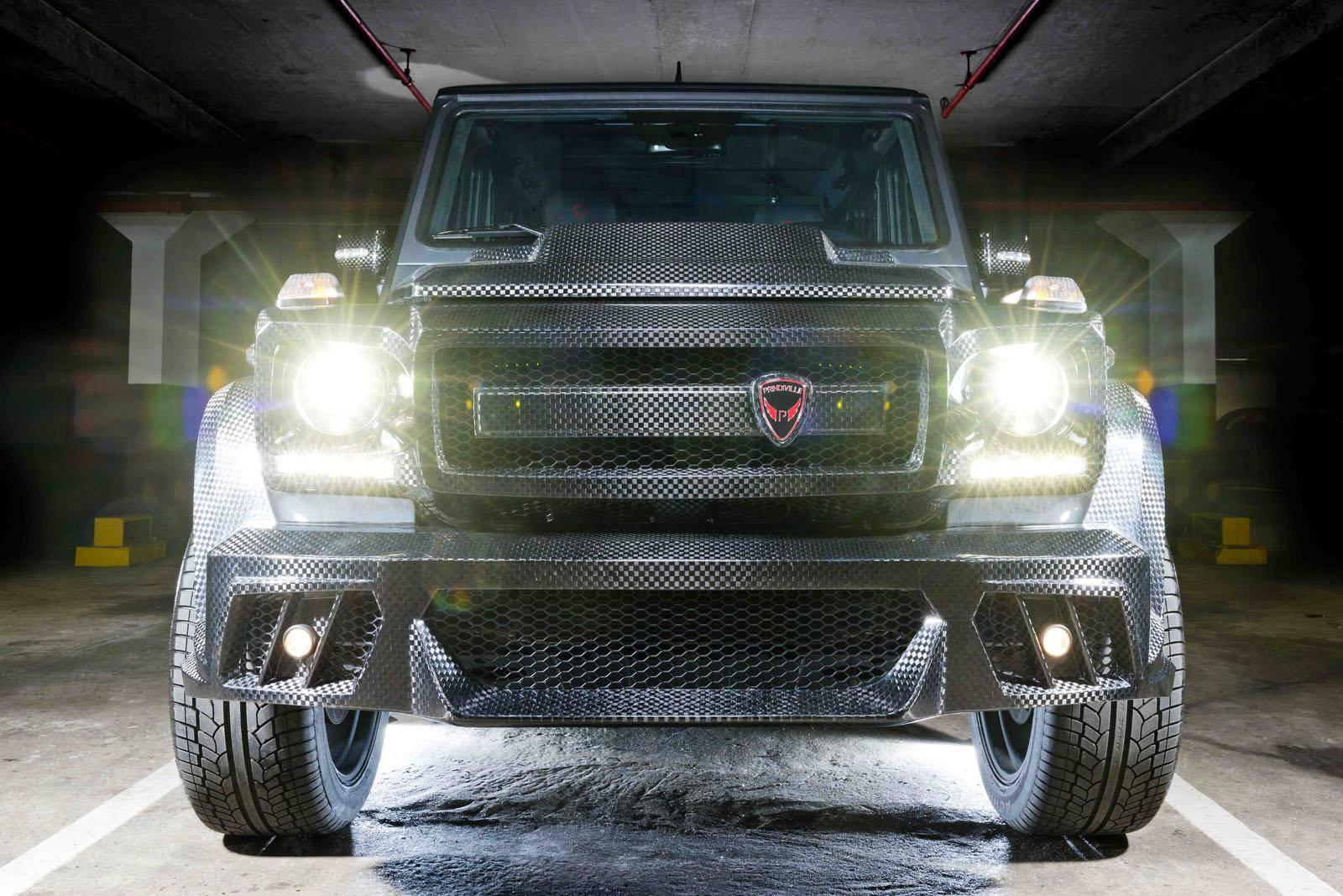 Mercedes-G63-AMG-прокаченный-салоном-PRINDIVILLE-2