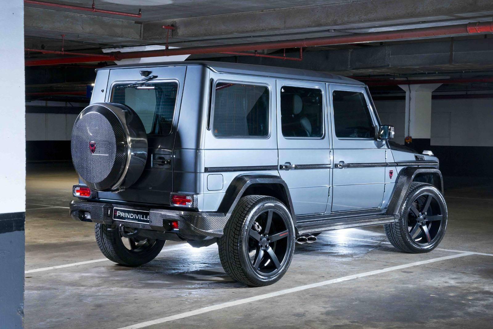 Mercedes-G63-AMG-прокаченный-салоном-PRINDIVILLE-3