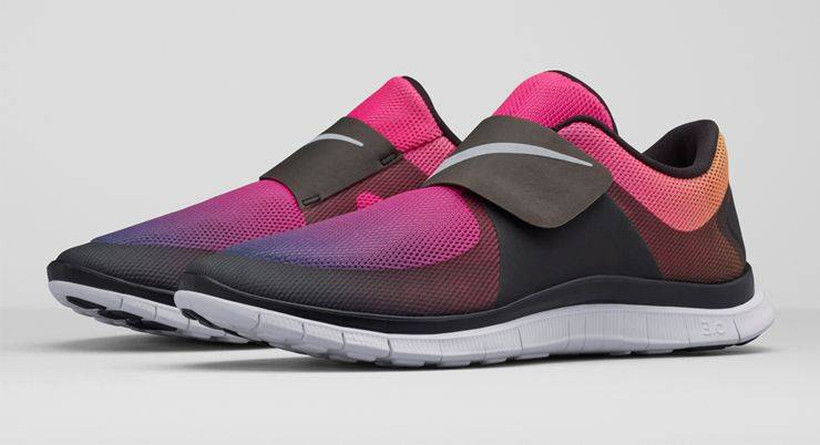 Nike Free Socfly - Stone Forest