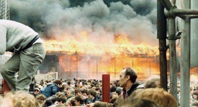 Пожар на стадионе в Брэдфорде - Stone Forest