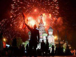 Парад Победы в Москве глазами иностранцев - Stone Forest