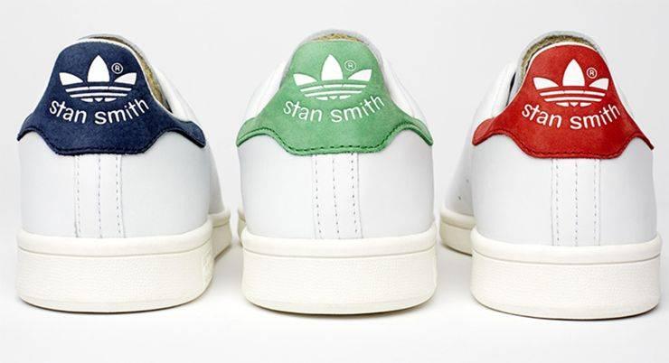 Кроссовки adidas Originals Stan Smith - Stone Forest