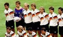 Безумие футбольных форм 90-х