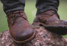 WILCOX Boots - Stone Forest