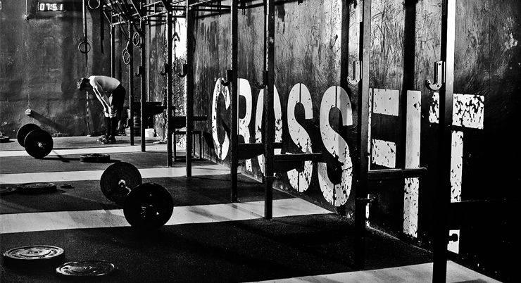 CrossFit в парках Москвы - Stone Forest