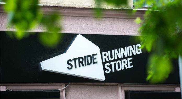 stride running store - Stone Forest
