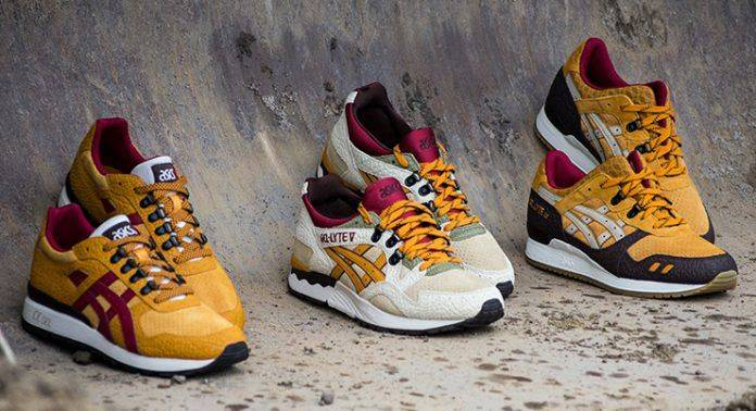 ASICS Workwear - Stone Forest