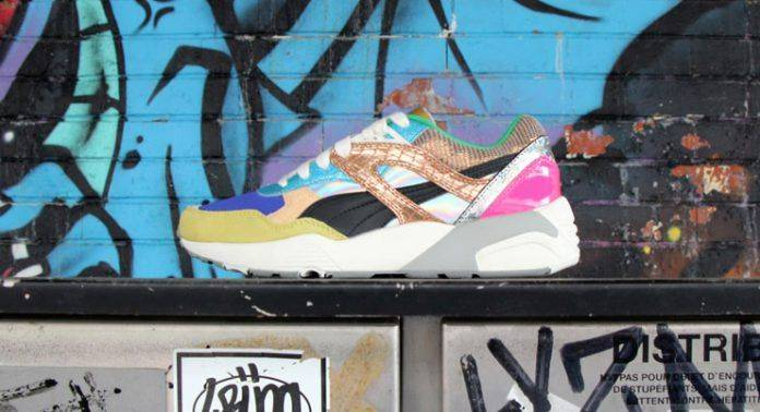 Puma Trinomic Polly Pack - Stone Forest