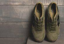 ASICS Gtl-Lyte III 'Squad' X FOOTPATROL - Stone Forest