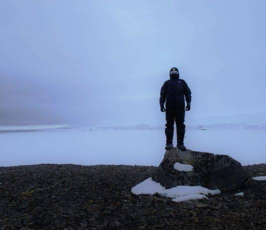 Полярник из Арктики - Stone Forest