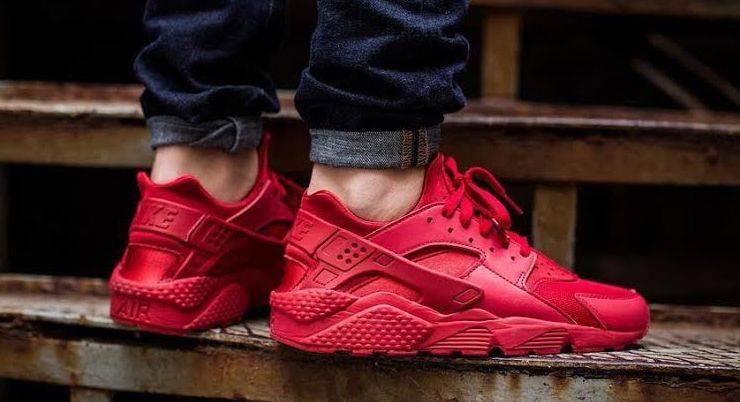 Кроссовки Nike в Street Beat - Stone Forest