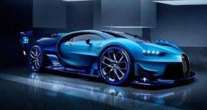 Все, что нужно знать о Bugatti Chiron