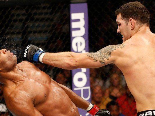 Лучшие нокауты в UFC - Stone Forest