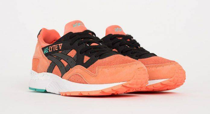 Asics Gel-Lyte Miami - Stone Forest