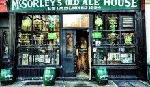 «Мы были здесь, прежде, чем ты родился» — McSorley's Old Ale House