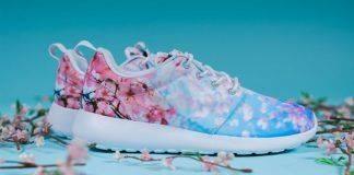 Nike Cherry Blossom - Stone Forest