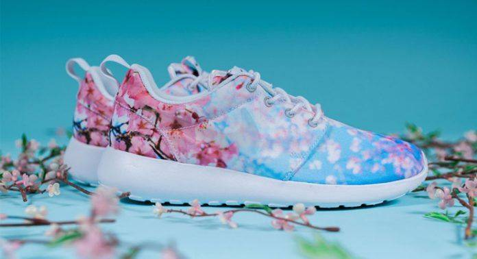 Nike Cherry Blossom - Stone Forest